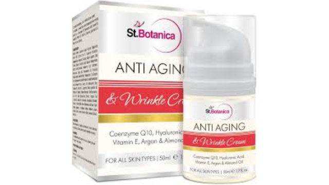 Botanica Anti-Aging and Anti-Wrinkle Cream with Co-Q10