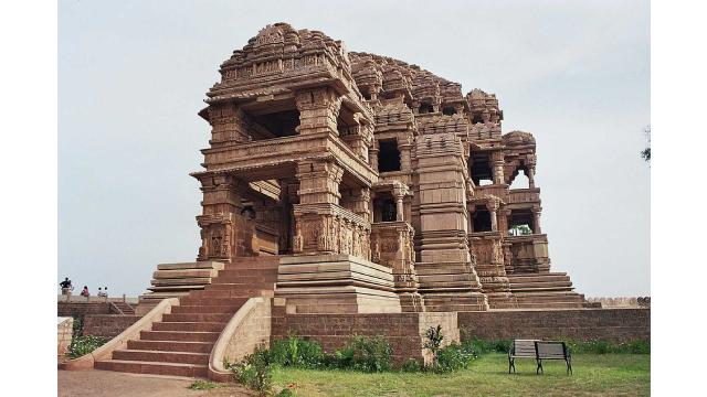 The Sasbahu Temple