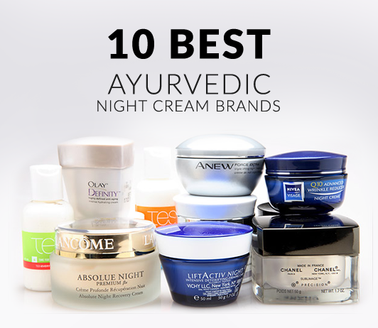 Best Ayurvedic Night Cream Brands