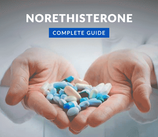Norethisterone: Uses, Dosage, Side Effects, Price, Composition, Precautions & More