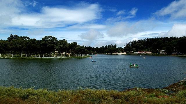 Punganoor Lake, Yelagiri