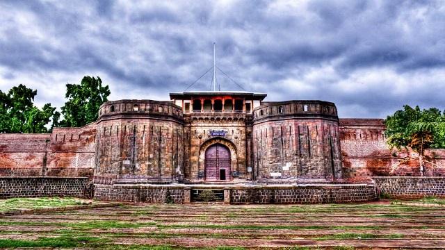 Shanivar wada fort