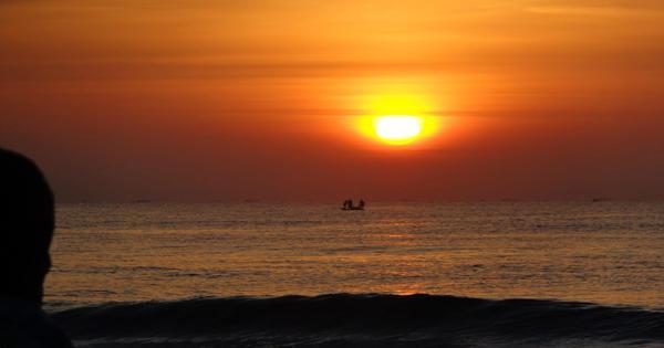 Swargadwar Beach