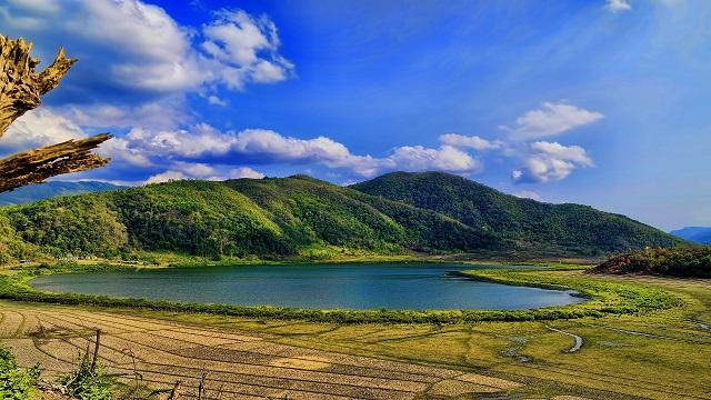 Tam Dil Lake, Aizawl