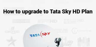 Tata Sky HD Upgrade: How To Upgrade To Tata Sky HD Plan