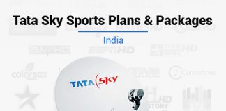 Tata Sky Sports Packs - Best Tata Sky Sports Plans & Packages in India