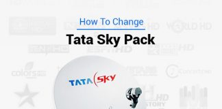Tata Sky Plan Change: How To Change Package (Pack) in Tata Sky?