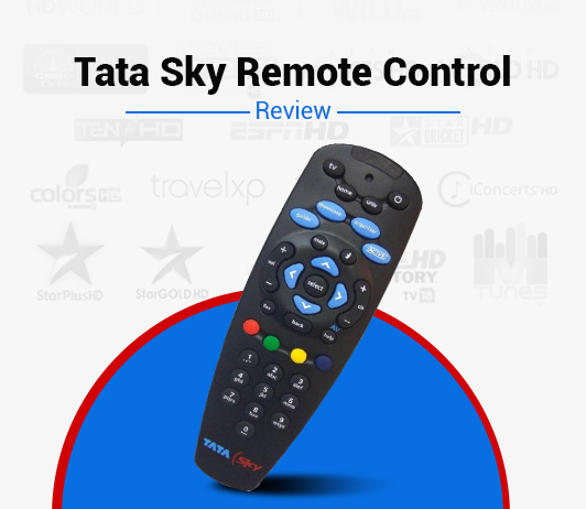 Tata Sky Remote Control: Tata Sky Remote Price, Features & Review
