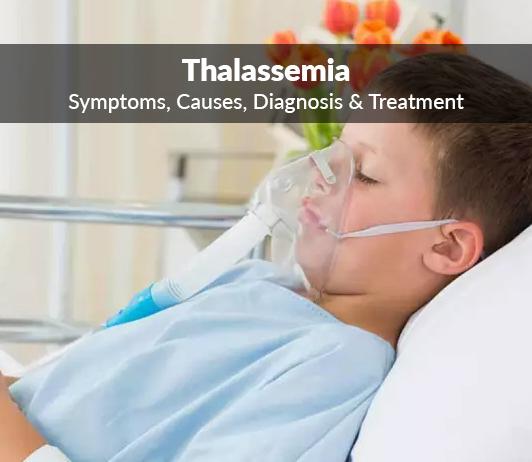 Thalassemia (Mediterranean anemia): Symptoms, Causes, Diagnosis & Treatment