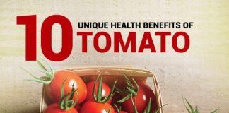 10 Unique Health Benefits of Tomato
