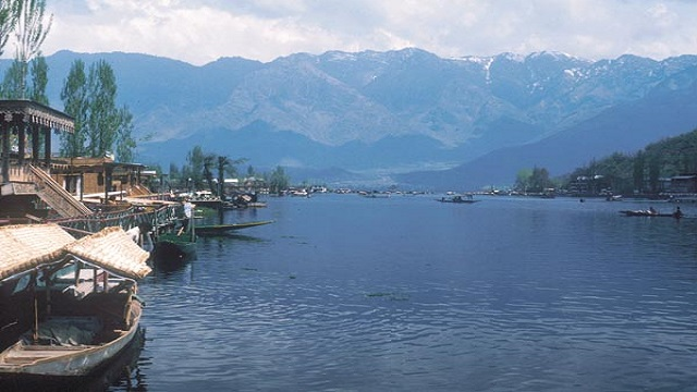 Wular Lake, Kashmir