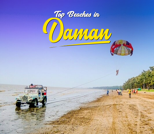 Beaches In Daman: Explore Top 4 Beaches In & Around Daman