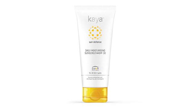 Kaya Skin Clinic Daily Moisturizing Sunscreen SPF 30