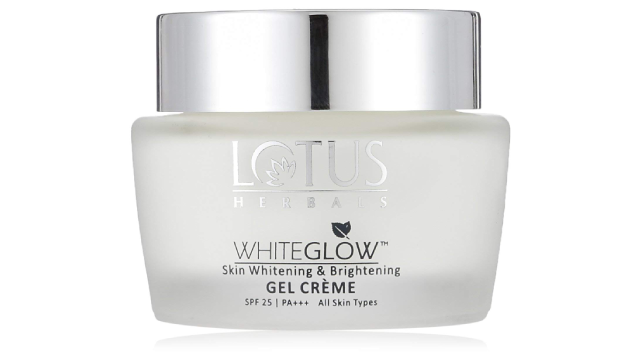 Lotus Herbal White Glow Gel Cream
