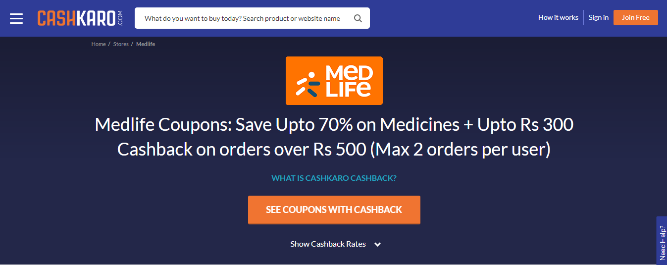 How To Save On Medicines At Medlife?