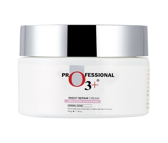 O3+ Skin Care Night Repair Cream
