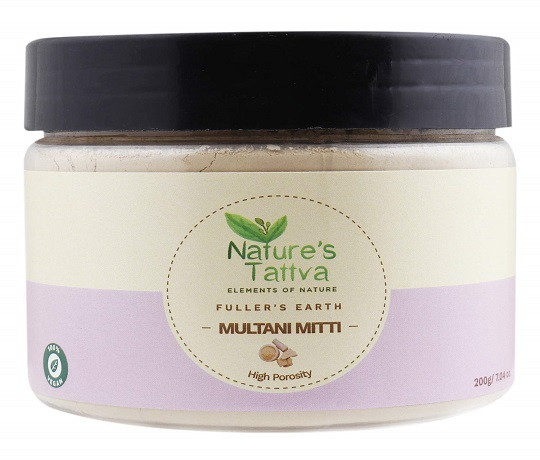 Nature's Tattva Multani Mitti Face Pack