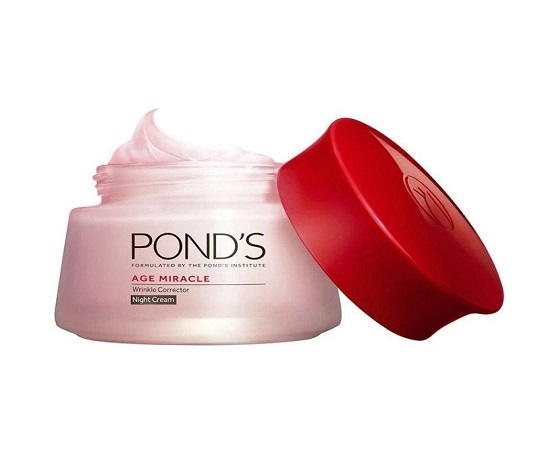 Ponds Age Miracle Wrinkle Corrector Night Cream