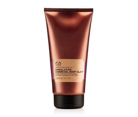The Body Shop Charcoal Body Clay