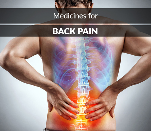 List of 20 Best Medicines for Back Pain – Composition, Dosage, Popularity & More (2019)