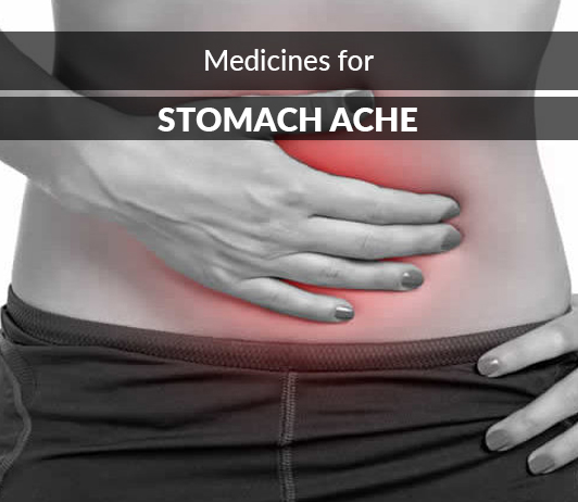 List of 15 Best Medicines for Stomach Ache - Composition, Dosage, Popularity & More (2019)