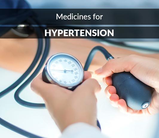 List of 20 Best Medicines for Hypertension – Composition, Dosage, Popularity & More (2019)