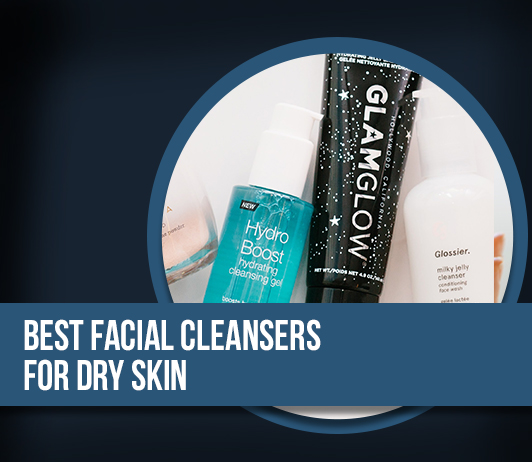10 Best Facial Cleansers for Dry Skin- Complete Guide With Price Range