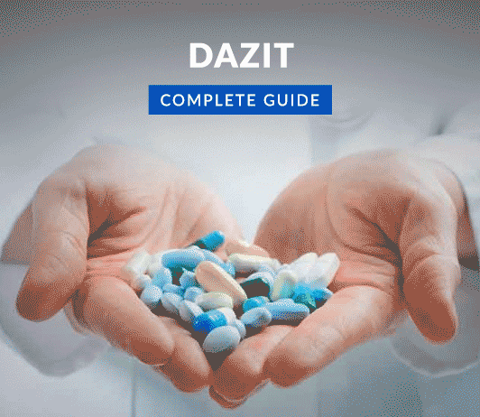 Dazit: Uses, Dosage, Side Effects, Price, Composition, Precautions & More
