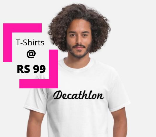 Decathlon Men T-shirt