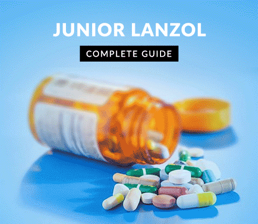 Junior Lanzol: Uses, Dosage, Side Effects, Price, Composition, Precautions & More
