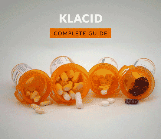 Klacid: Uses, Dosage, Side Effects, Price, Composition, Precautions & More