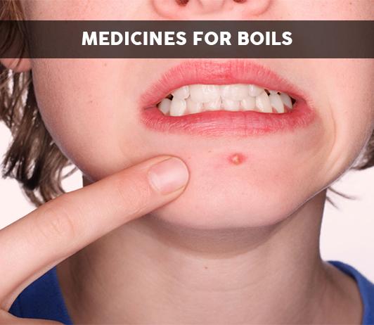 List of 10 Best Medicines for Boils- Composition, Dosage, Popularity & More (2019)