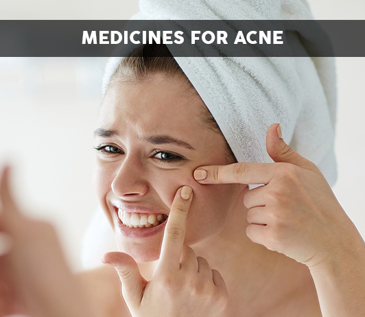 List of 20 Best Medicines for Acne - Composition, Dosage, Popularity & More (2019)