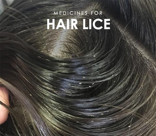List of 20 Best Medicines for Hair Lice - Composition, Dosage, Popularity & More (2019)