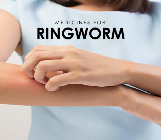 List of 20 Best Medicines for Ringworm - Composition, Dosage, Popularity & More (2019)
