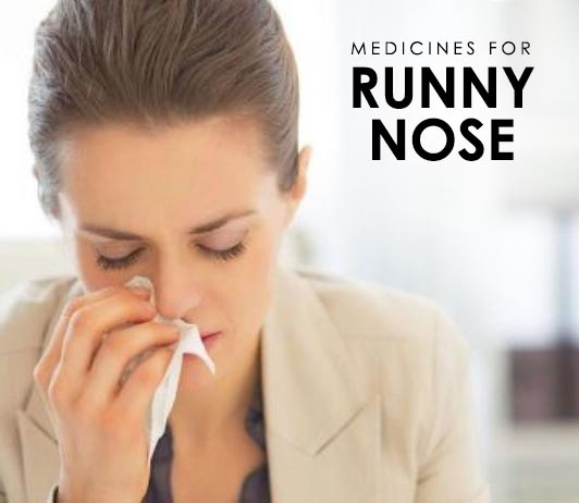List of 20 Best Medicines for Runny Nose - Composition, Dosage, Popularity & More (2019)