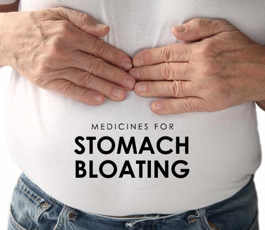 List of 20 Best Medicines for Stomach Bloating - Composition, Dosage, Popularity & More (2019)