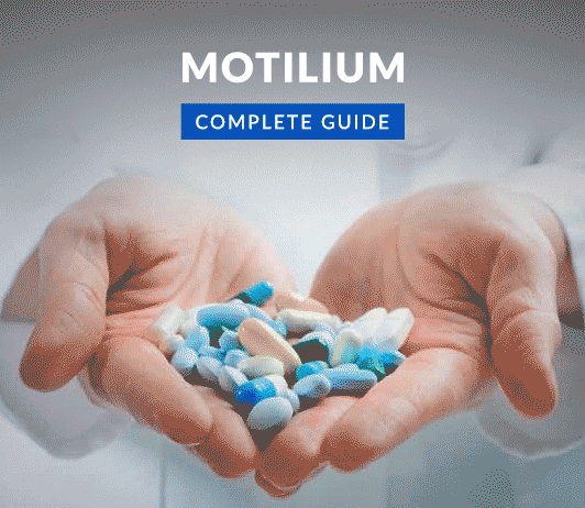 Motilium: Uses, Dosage, Side Effects, Price, Composition, Precautions & More