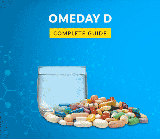Omeday D: Uses, Dosage, Side Effects, Price, Composition, Precautions & More