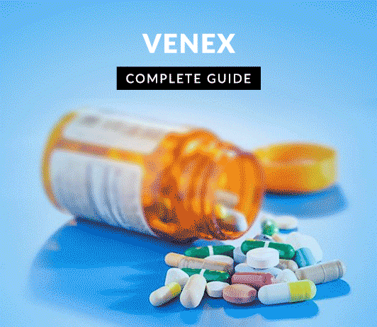 Venex : Uses, Dosage, Side Effects, Price, Composition, Precautions & More