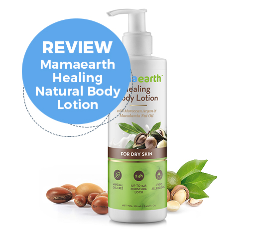 Review: Mamaearth Hydrating Natural Body Lotion