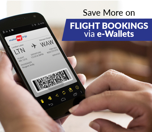 How To Pay Via Wallets And Save Money On Flight Bookings