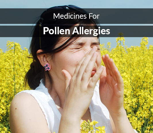 List of 20 Best Medicines for Pollen Allergies - Composition, Dosage, Popularity & More (2019)