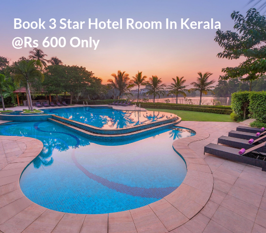 3 Star Hotel Room In Kerala