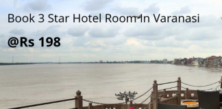 3 Star Hotel Room In Varanasi
