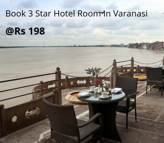 3 Star Hotel Room In Varanasi