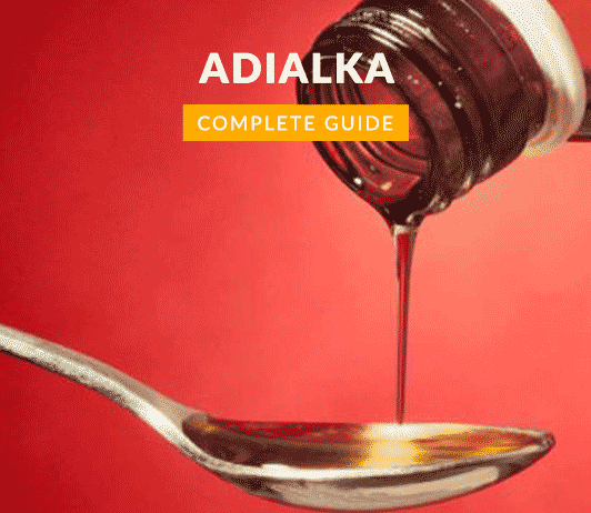 Adialka Syrup: Uses, Dosage, Side Effects, Price, Composition & 20 FAQs