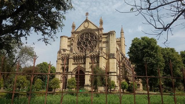 All Saint's Cathedral, Prayagraj
