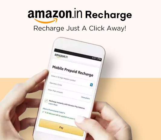Amazon Recharge Review: Recharge Just A Click Away