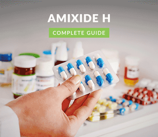 Amixide H: Uses, Dosage, Side Effects, Price, Composition & 20 FAQs